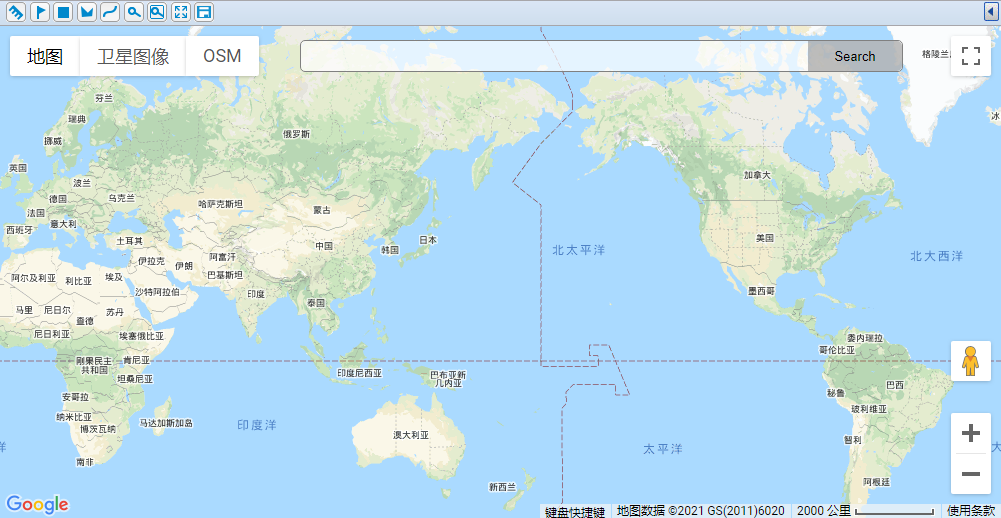 How to solve the IVMS Client prompt that browser is not supported by Google Maps JavaScript API Picture4