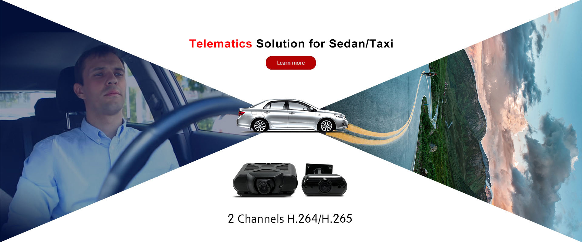 Telematics Solution for Sedan Taxi